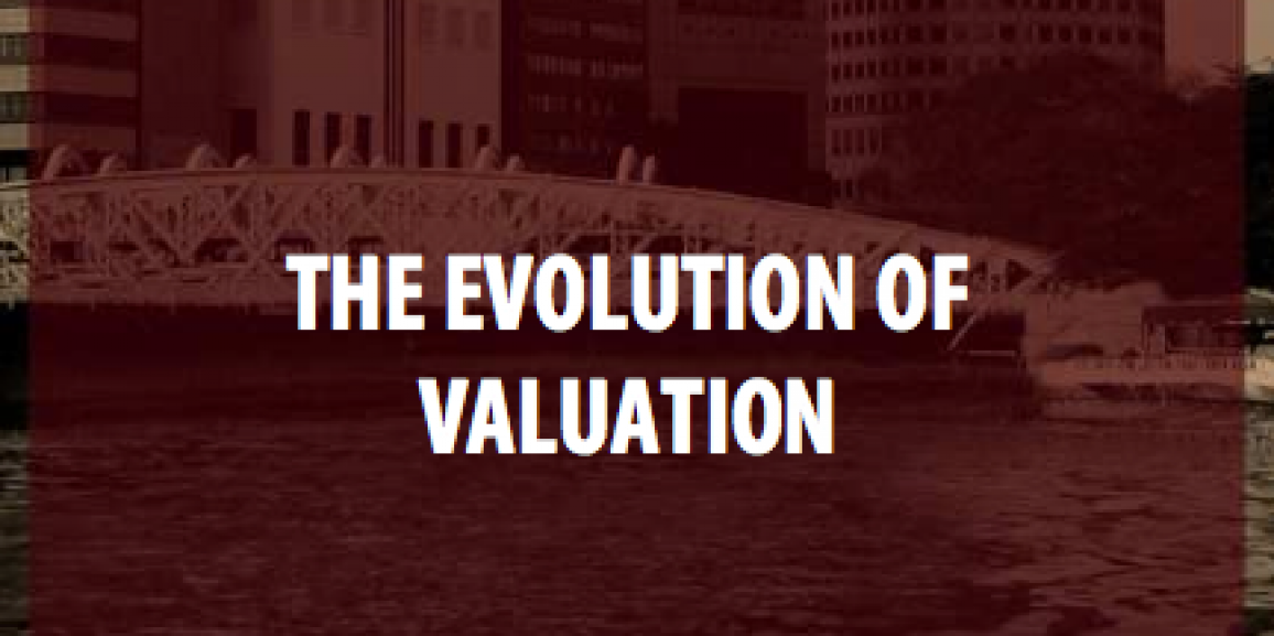 The Evolution of Valuation