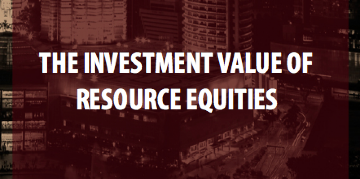 The Investment Value of Resource Equities