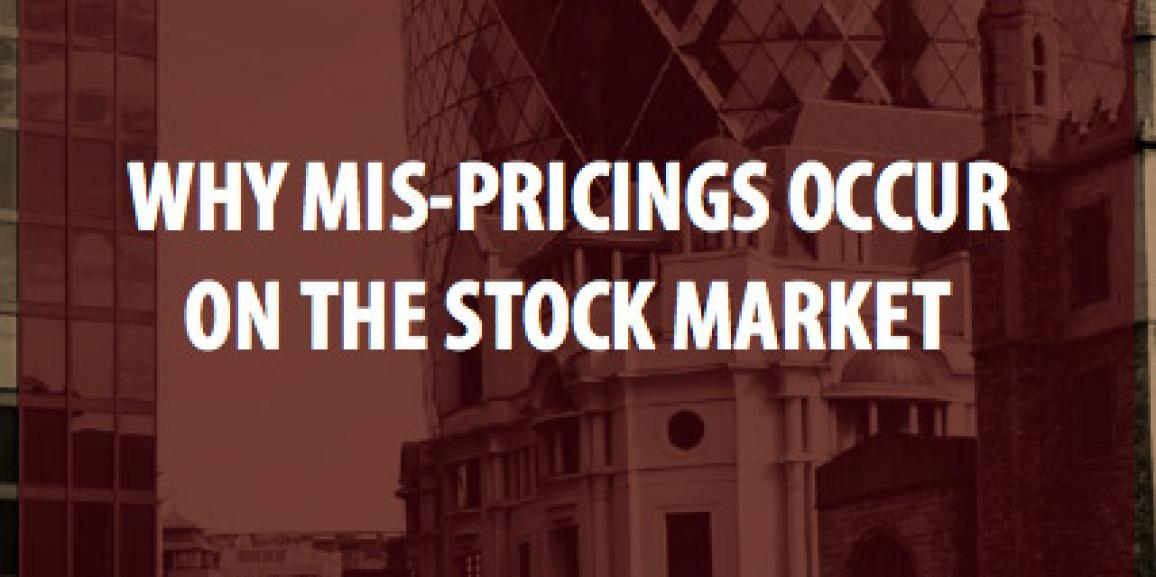 Stock Market Mis-pricings